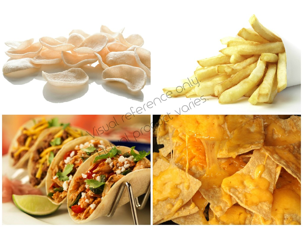 Chips and Fries Rinox Food Cart Rental