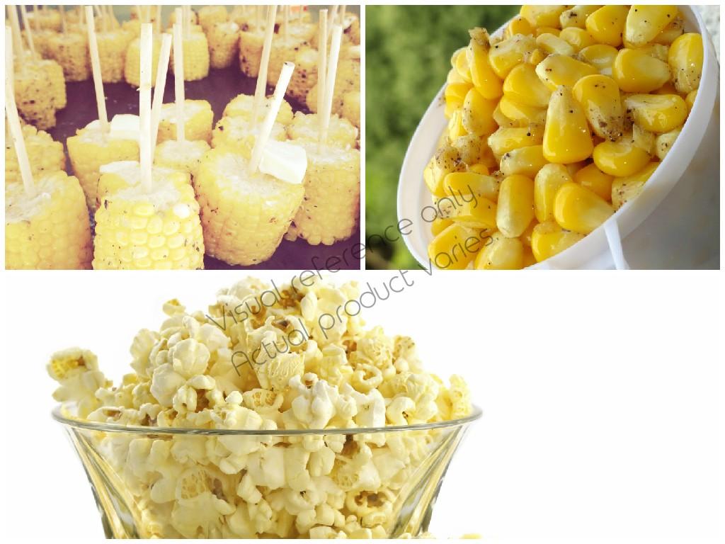 Corn Rinox Food Cart Rental