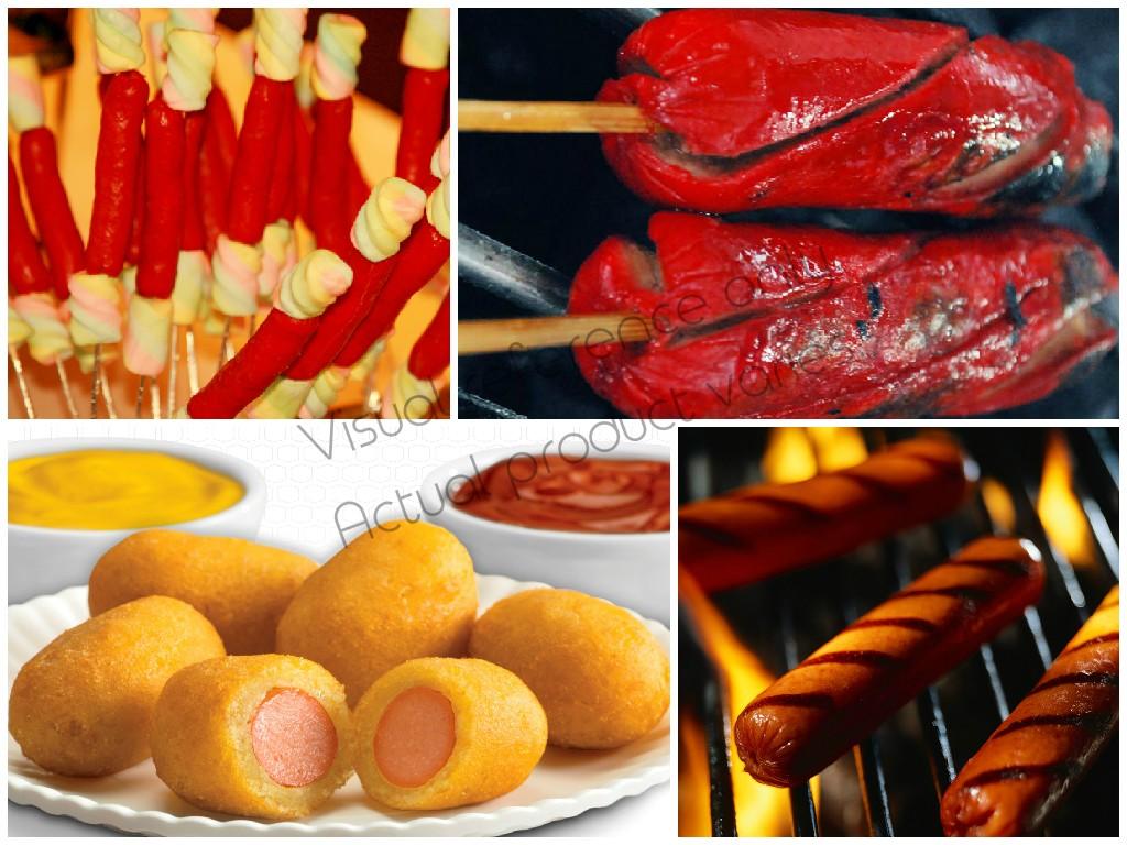 Hotdogs Rinox food Cart